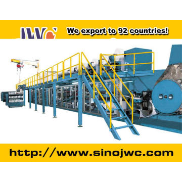 2015 Full Servo Pull Up Adult Diaper Machine