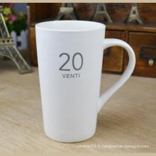 Tasse en porcelaine (CY-P837-4)