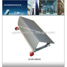 Escalier mécanique schindler, escalier escalier 1000 mm, escalator