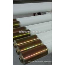 Rodillo cerámico de super alta temperatura con cubierta de acero inoxidable