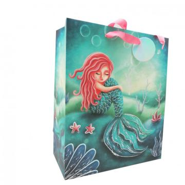 MERMAID PAPER GIFTBAG 2-0