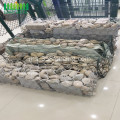 Galvanized Gabion Box Wire Cage Rock Wall