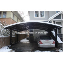 2014 Neueste Outdoor Aluminium Carport für Ihre Autos