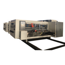 Flexo Printer Slotter Die Cutting Machine for pritning small cartons
