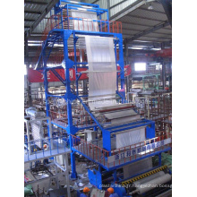 Double-Layers Co-Extrusion Rotary Die Head Film Blowing Machine