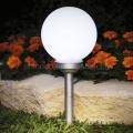Solar Powered Color Changing Lights Ball Waterproof Globe Lights for Garden Landscape Lighting