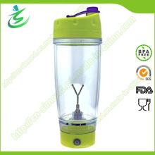 650ml BPA libre de proteína Shaker plástico, botella de plástico Shaker