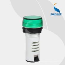 (AD56-22CS) Saip/Saipwell High Quality stainless steel tactile indicator/Signal Light