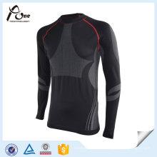Sous-vêtements de ski personnalisés pour hommes