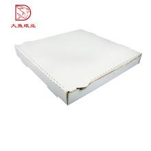 Fabrik OEM benutzerdefinierte gedruckt pizza pizza verpackung box für verkauf