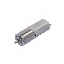 customized size 16mm diameter 12vdc gear motor for coffee grinder