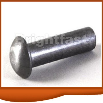 Solid Rivet fastener Zinc plated