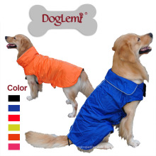 Imperméable à l'eau Reflétant Pet Veste Hiver Chien Manteau Veste XS à XXXL Hiver saison confortable chien coloré gilet de sauvetage
