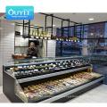 Best Price Plastic Fruit Basket Use Gondola Supermarket Cash Counter Supermarket Equip Shelf