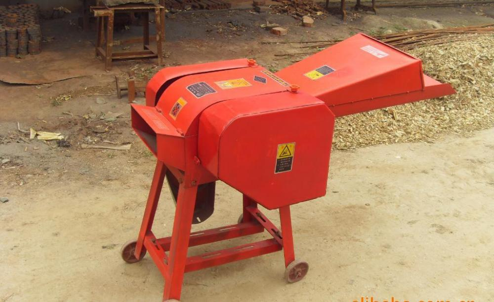 Multi-blade side grass machine