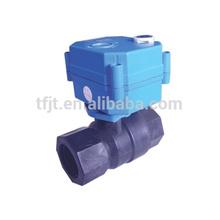 CWX-25 electric ball valve handle adjust and electricity control for water treatment