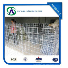 Mil Hesco Barrier with The Best Quality