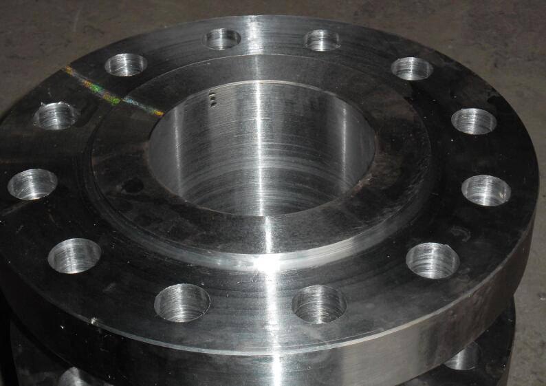 raised face forged flange