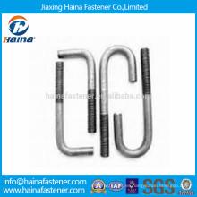 Hecho en China 4.8grade Acero Galvanizado J Pernos