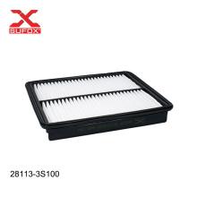 Hot Sale High Performance Air Filter 28113-3s100 28113-2W100 28113-2s000 28113-2p100 for KIA Hyundai Cars
