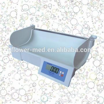 ACS-20B-YE Échelle médicale électronique infantile