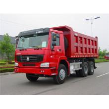 Best Selling 10 Wheels Sinotruk HOWO Dump Truck for Africa