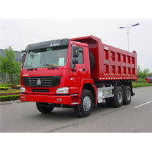 Best Selling 10 Rodas Sinotruk HOWO Caminhão Basculante para a África