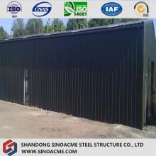 Prefab Light de baixo custo Diário estrutural Farm Shed / Construction