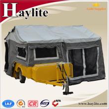 camping remolque coche con cocina