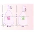 менструальная чаша медицинского силикона Леди менструальный чашки