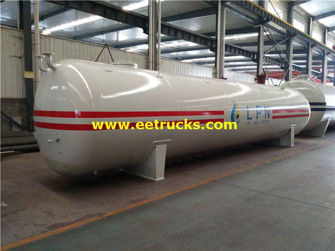 Propane Aboveground Storage Tanks