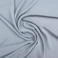 Tejido de punto simple liso teñido en sarga 100% poliéster