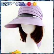 Фабрика прямых продаж низкой цене пластиковые крышки солнцезащитного козырька и шляпы оптовая цена