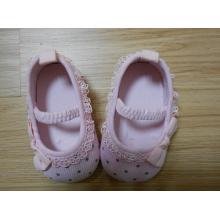 Novo estilo macio algodão bebê sapatos infantil (BH-7)