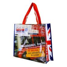 Custom PP Woven Bag, Laminated Non-Woven Bag, Shopping Bags