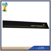 Promotion Gift Custom PVC Bar Spill Mat with Logo