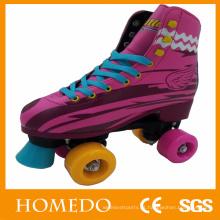 Atacado bom skate inline e patim quad, de alta qualidade, Welcome OEM