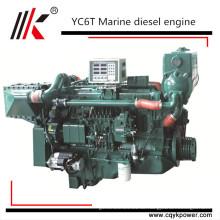 Bestpreis ! Weichai Deutz 250HP 6-Zylinder-Marine-Dieselmotor Mit CCS-Zertifizierung Schiffsmotor Teile
