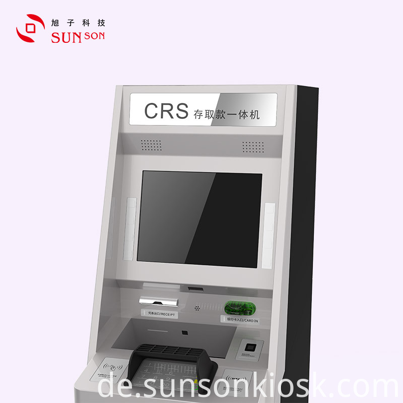 CDM Cash Deposit Machine