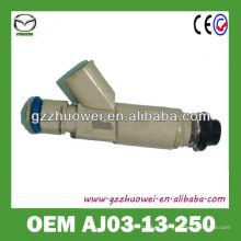 Injecteur de carburant de pièces de voiture authentique en Chine pour TRIBUTE AJ03-13-250
