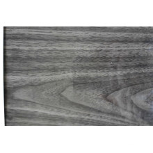 Black Walnut Wooden Design Aluminum Coil