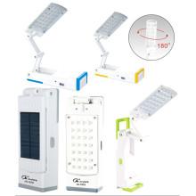 Lampe de lecture LED à charge solaire