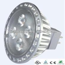 высокий яркий GU 5.3 светодиодный прожектор лампы