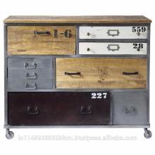 Soluciones de almacenamiento industrial