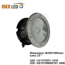 27W DMX Led Underground Light for Garden Lighting