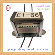Сертификат RoHS cqc и ЭИ 66 высокое качество трансформатор
