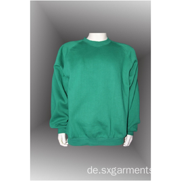 Hot Sale 70% Baumwolle 30% Polyester Fleece Top