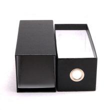 Matte Black Sliding Gift Box for Sunglasses