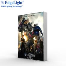 Aluminum Profile Double Sided Promotion Advertising Frameless Fabric Led Light Box