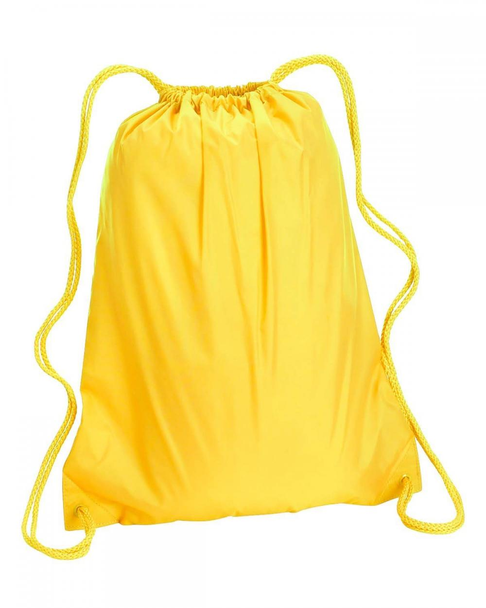 Nylon Drawstring Travel Pouch